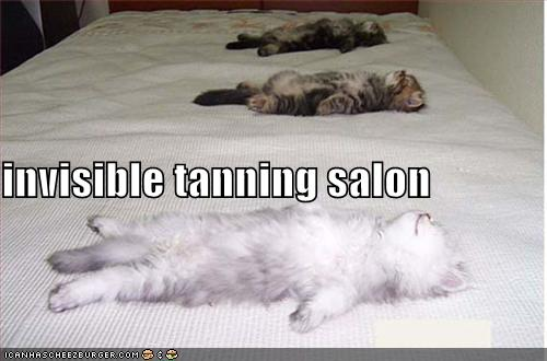 invisible tanning salon