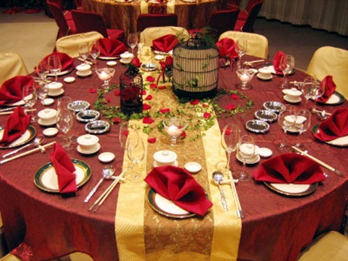 wedding reception table decorations3 5B5 5D Wedding Reception Decor