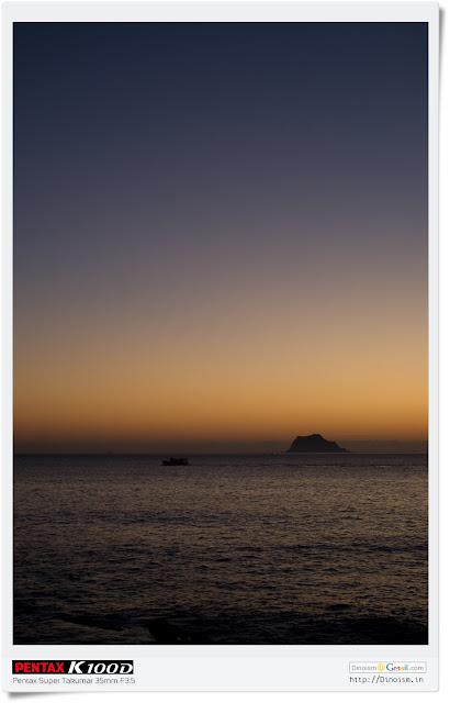 Sunrise@Wanli 之 我還是不會拍日出