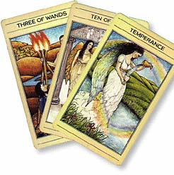 Tarot Numerology Sixes Cover