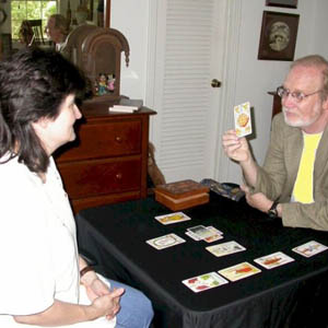Learn Tarot By Listening To Tarot Cover