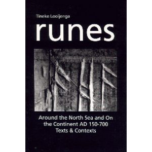 Runes Around The North Sea And On The Continent Cover