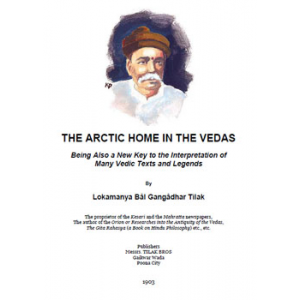 The Arctic Home In The Vedas Cover