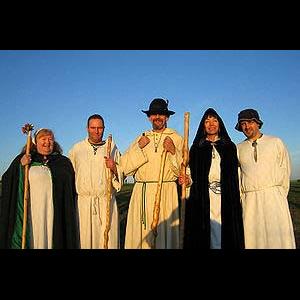 Neo Druidic Festivals Cover