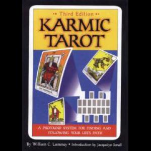 Karmic Tarot Cover