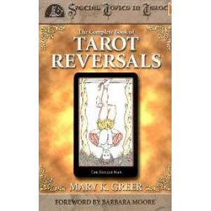 The Complete Book Of Tarot Reversals Cover
