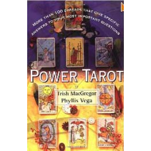 Power Tarot More Than 100 Spreads That Give Specific Answers To Your Most Important Question Cover