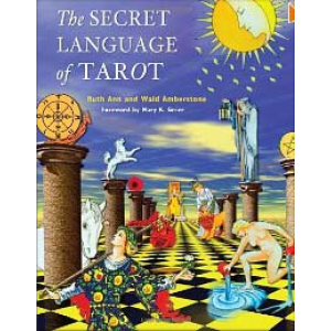 The Secret Language Of Tarot Cover