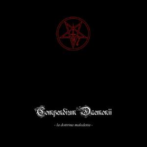 Compendium Daemonii In Latin Cover