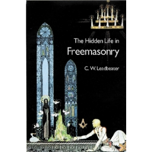The Hidden Life In Freemasonry Cover