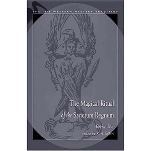 The Magic Ritual Of The Sanctum Regnum Cover