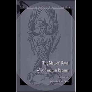 The Magic Ritual Of The Sanctum Regnum Cover