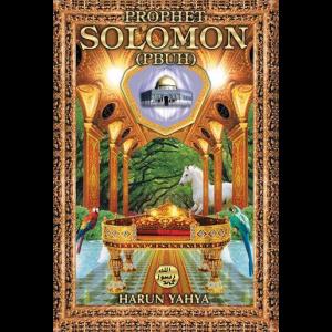 Prophet Solomon Pbuh Cover
