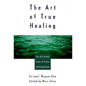 The Art Of True Healing Cover