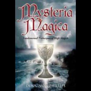 Mysteria Magica Cover