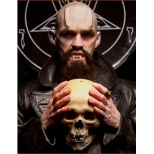 Analysis Of The Church Of Satan The Emperor New Religion Cover