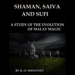 Shaman Saiva And Sufi Cover