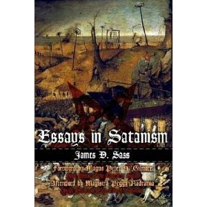 Essays In Satanism Cover
