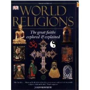 World Religions The Great Faiths Explored And Explained Cover
