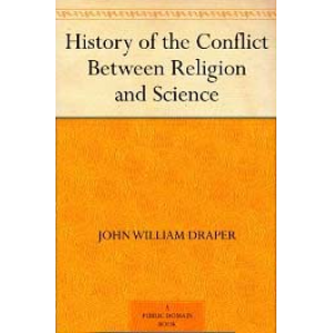 History Of The Conflict Between Religion And Science Cover