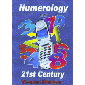 Numerology For The 21st Century Cover