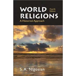 World Religions A Historical Approach Cover