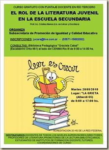GATURRO_Literatura