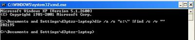 count file windows