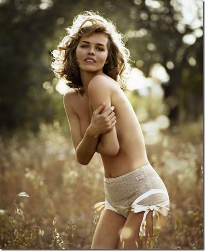 Morning Beauty  Eva Herzigova by Vincent Peters 7