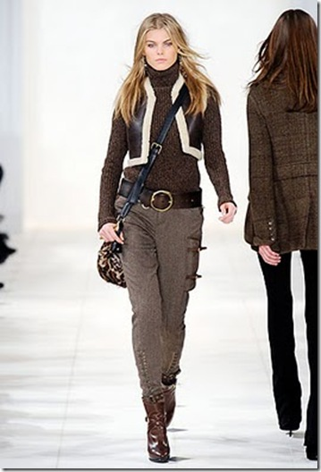 look Ralph lauren fall 2010 rtw 2