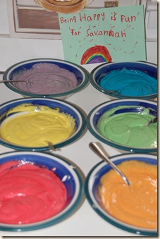 rainbow cake patterns
