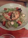 La salade Bruschetta