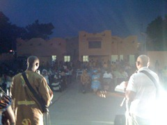 Concert Crowd - Bamako
