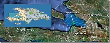 NewMissionsInHaitiEarthquake