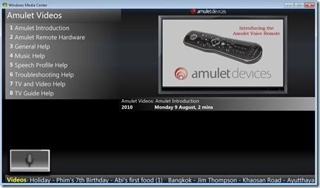 Amulet-UI5