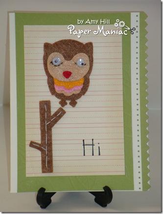 Hi-Owl-Doing