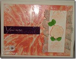 wax card