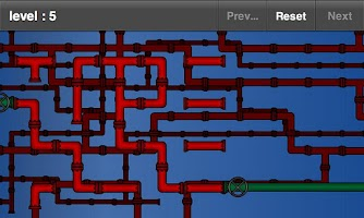 Screenshot of Pipe Puzzle FREE