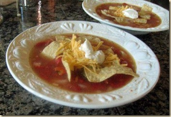 This is a great camping out recipe, especially late in the season when ...