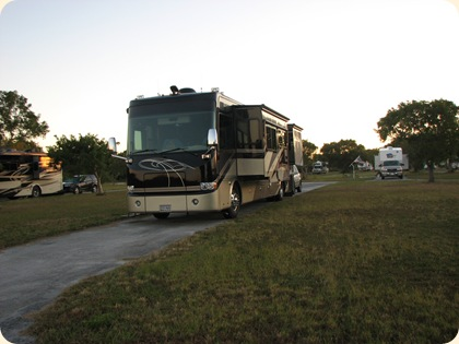 Everglades NP Campsite 007