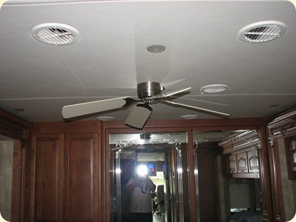 Bedroom Ceiling Fan 002