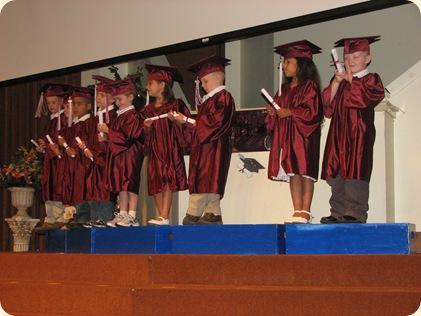 Matthew's Pre-K Graduation 027