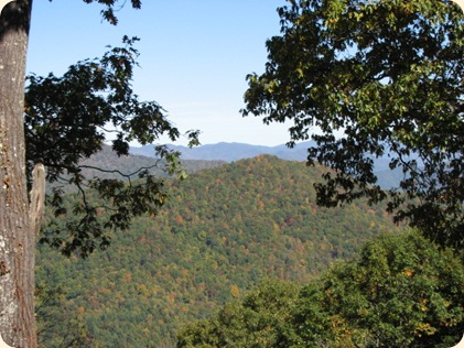 Cherohala Skyway & Dragon's Tail Hwy 095
