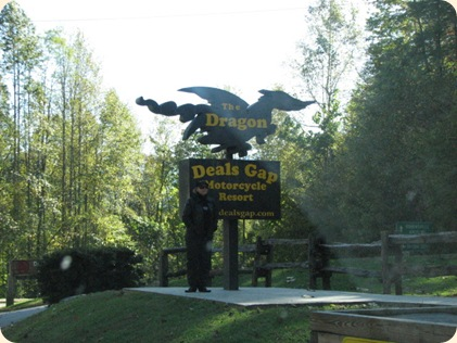 Cherohala Skyway & Dragon's Tail Hwy 133