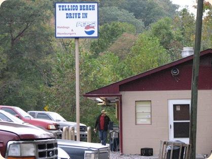 Arrival at Tellico Plains KOA 027