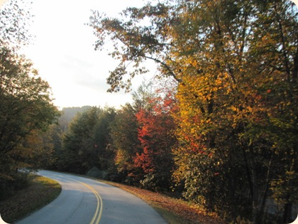 Blue Ridge Parkway - Day 2 067