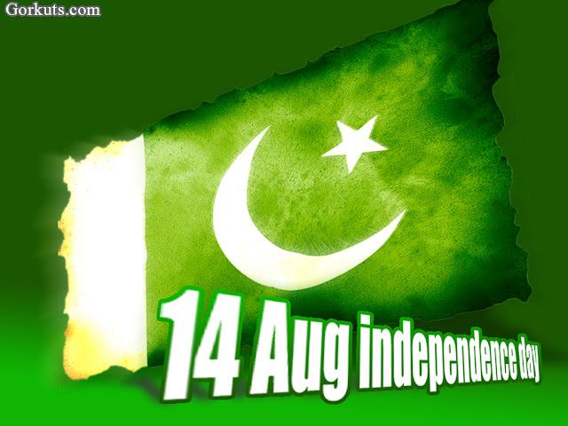 Pakistan Independence Day Scrap