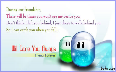 Orkut Friendship Scraps