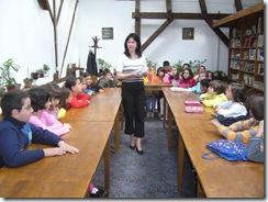 Ziua bibliotecarului 2009