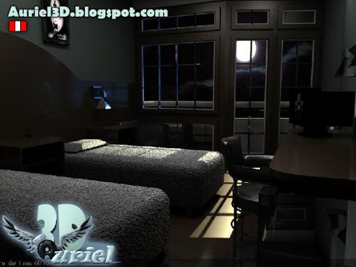 se busca Compañeros de habitacion Auriel3d.blogspot.com_Habitacion1